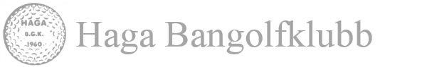 Haga bangolfklubb